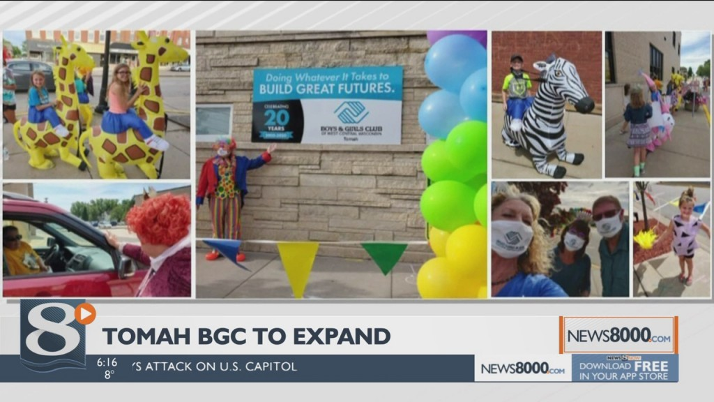 Tomah Boys And Girls Club To Expand