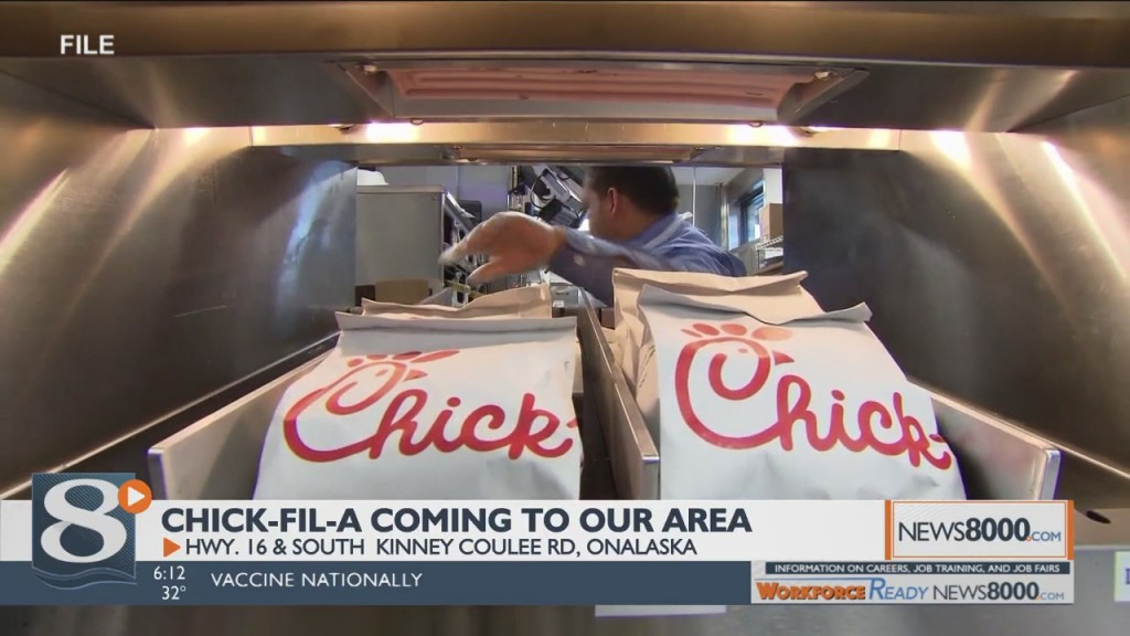 Plans For Chick Fil A In Onalaska