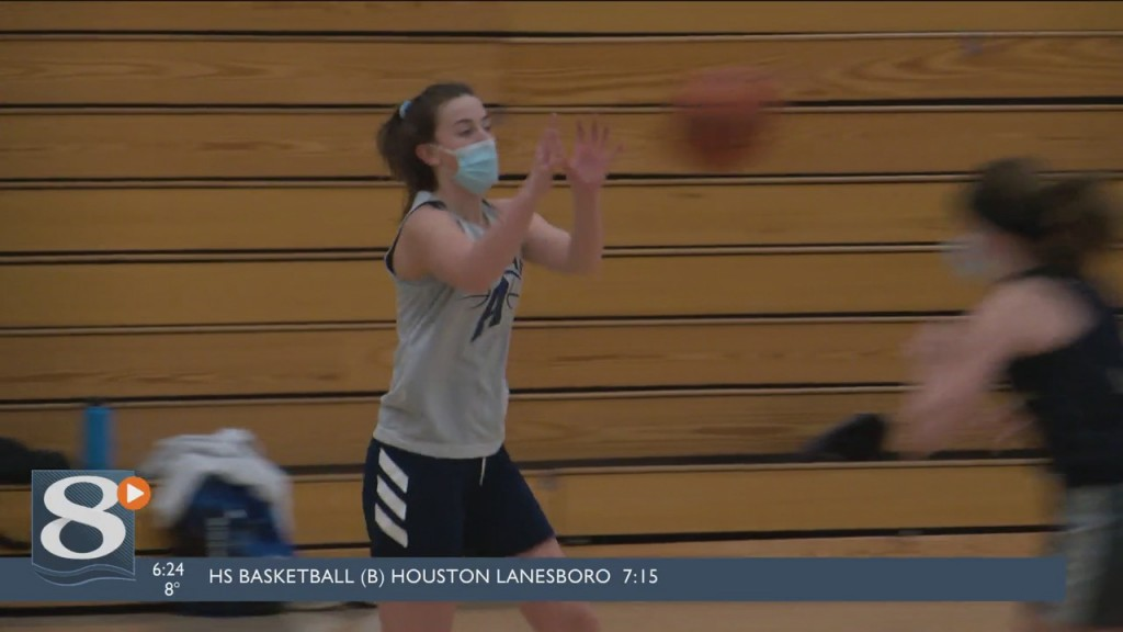 Jacy Weisbrod Bringing Elite Shooting, Improved Overall Offense To Top Ranked Aquinas