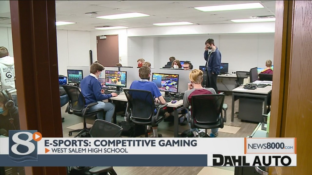 Competitive Gaming