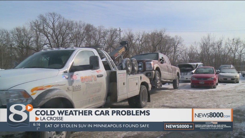 How To Avoid Car Problems During Extended Cold Snap