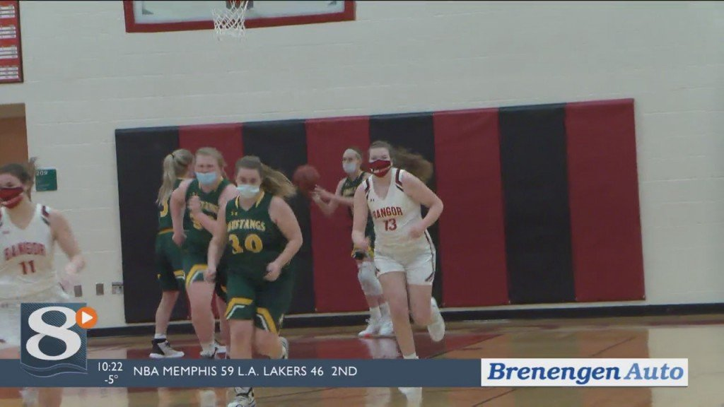 Bangor Wins Big D4 Matchup With Mel Min