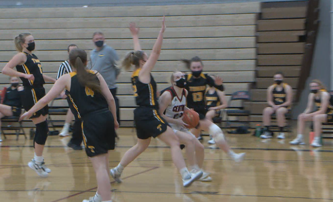 Central And Tomah Girls Bb