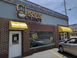 Cheese Building