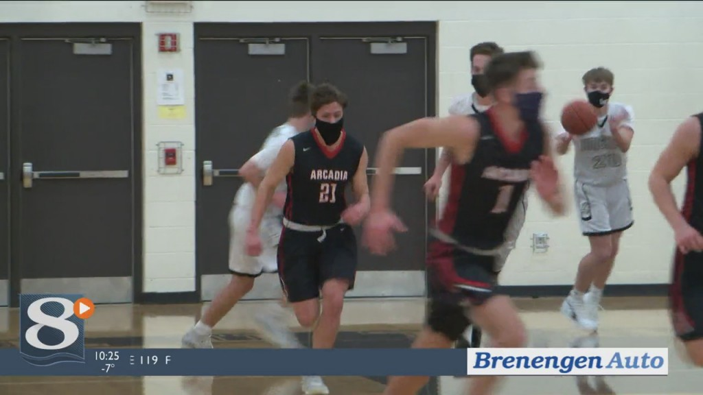 Luther Erases 14 Point Deficit To Beat Arcadia 57 45