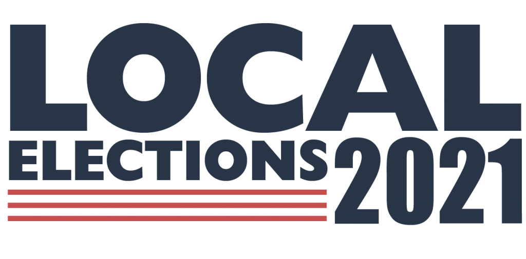 Local Elections 2021 Logo