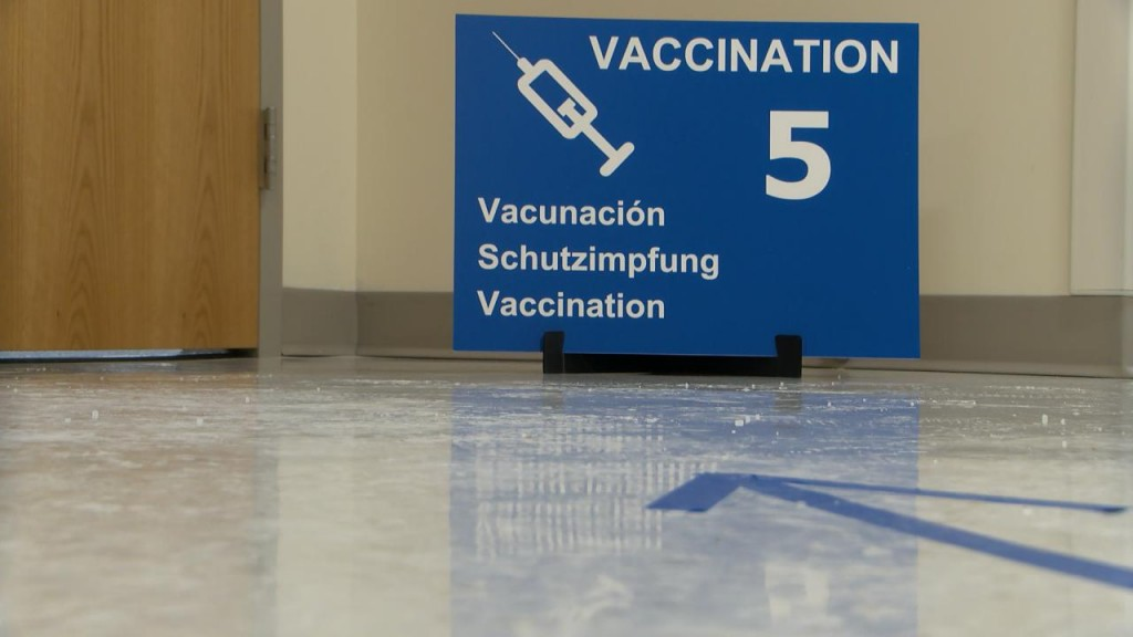 P Lax County Vaccinations