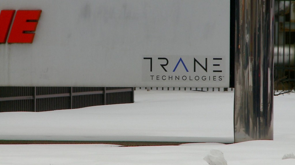 Trane Technologies Admired Places To Work