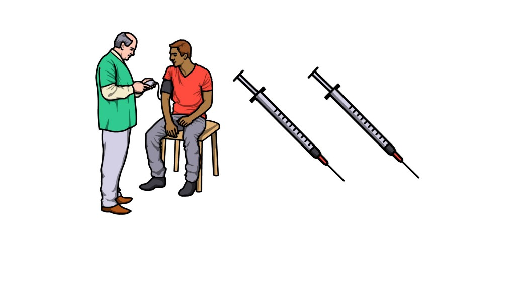 Vaccinated People