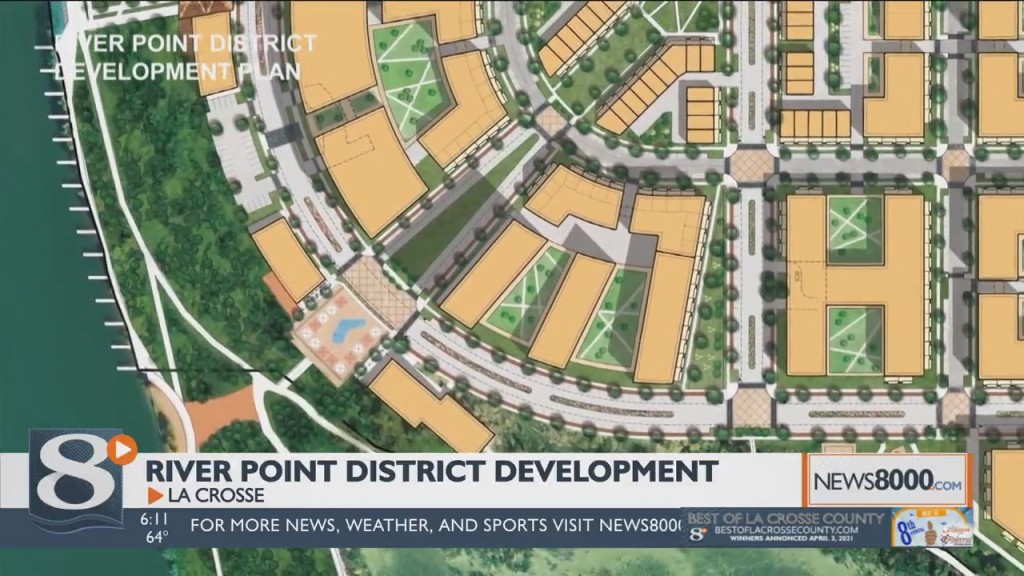 River Point District Getting Closer To Reality