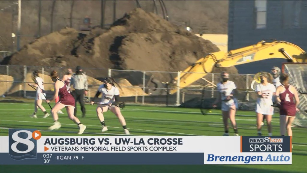 Uwl Women's Lacrosse Wins First Game At Home In School History