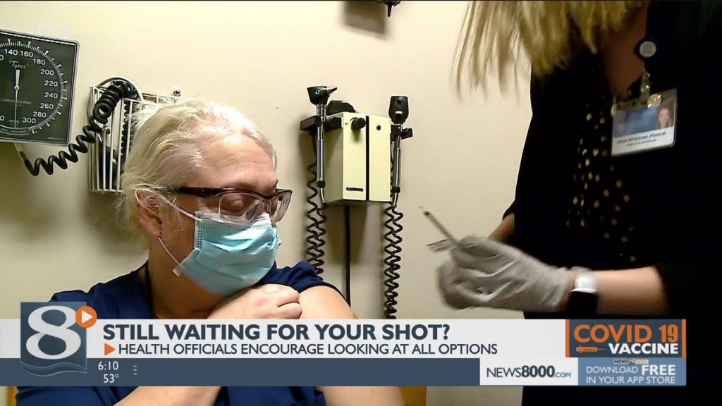 As Millions Wait For Shots, Health Officials Encourage Wisconsinites To Check All Options