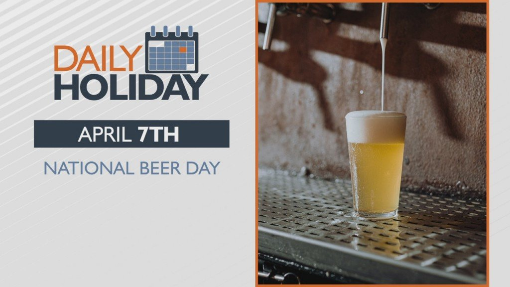 Daily Holiday National Beer Day