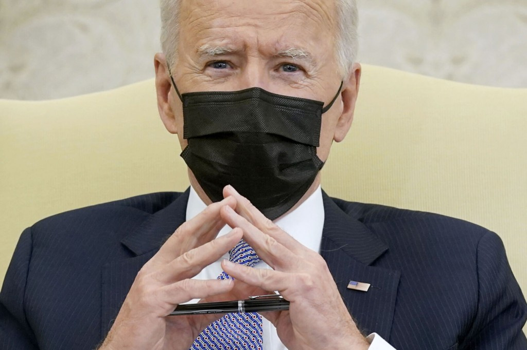 Biden To Pitch Sweeping 'family Plan' In Speech To Congress