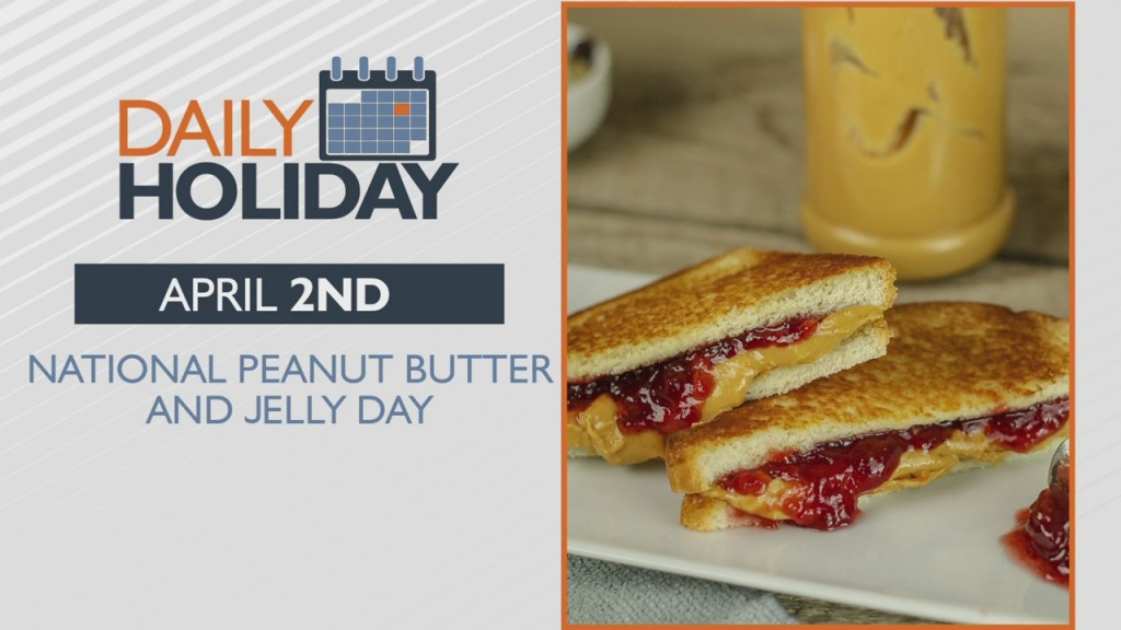 Daily Holiday National Peanut Butter And Jelly Day