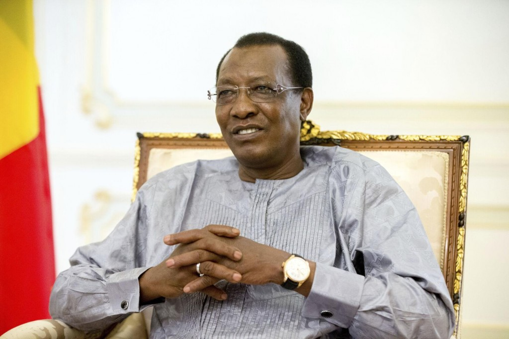 Chad's President Killed On Battlefield After 30 Years In Power, Military Reports