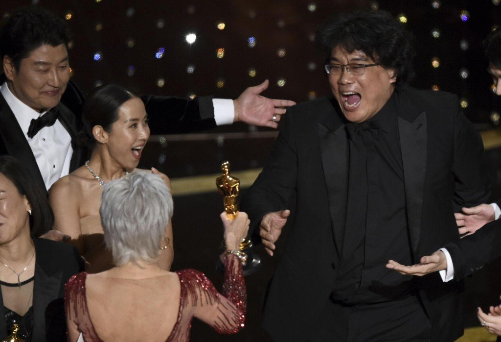 "Oscar Slate Holds ""firsts"" For Asian Actors, Filmmakers"