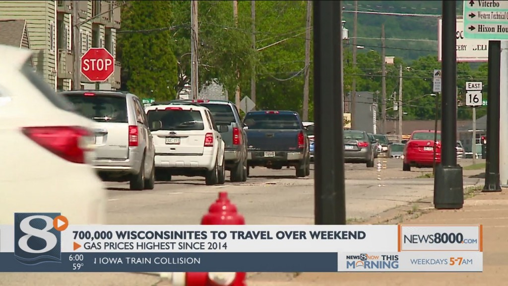 700,000 Wisconsinites Expected To Travel This Holiday Weekend