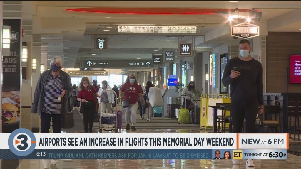 Dane County Regional Airport Expects Increase In Flights This Memorial Day Weekend