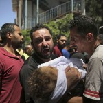 Israel Says Gaza Tunnels Destroyed In Heavy Airstrikes