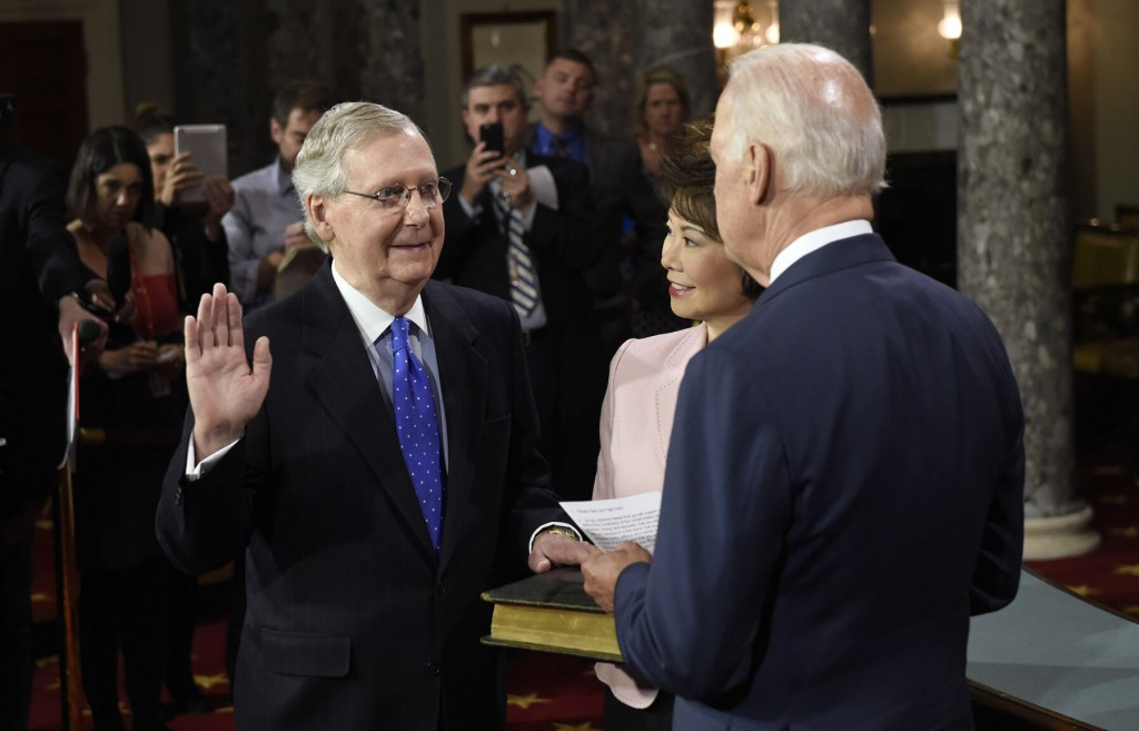 Biden And Mcconnell May Be Friends, But Can They Cut A Deal?