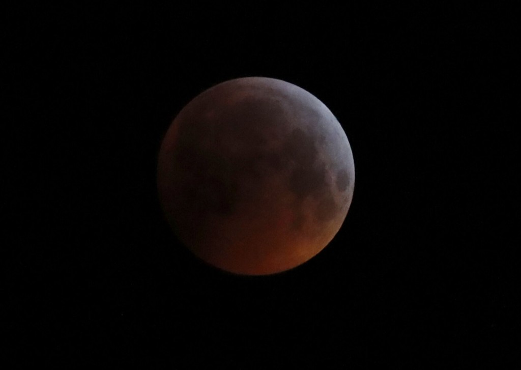 Cosmic 2 For 1: Total Lunar Eclipse Combines With Supermoon