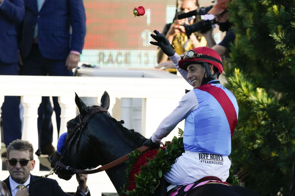 Ky. Derby Winner Could Be Disqualified; Track Bans Baffert