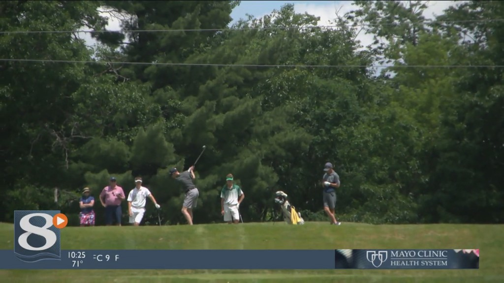 Black River Falls' Antonelli Ties For Third In State Tournament