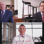 Former Governors Walker, Doyle Team Up To Encourage People To Get Vaccinated In New Psa
