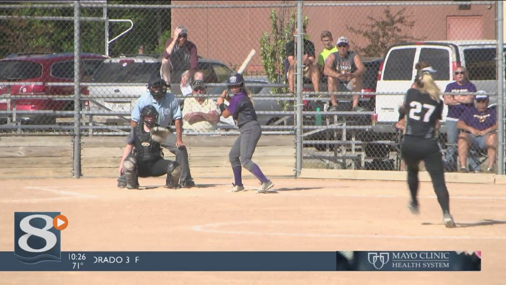 Luther Beats Wild Rose To Advance In Regional Play