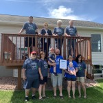 Roc Solid Foundation Volunteers And Family