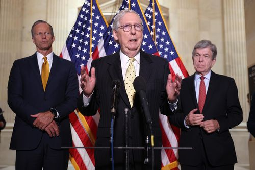 Mcconnell Says No Republicans Will Vote To Raise Debt Ceiling