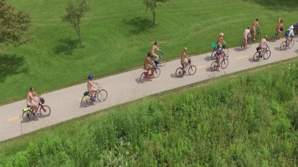 World Naked Bike Ride Returns To Madison In Late August