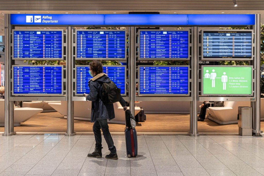 Air Travel Hit A New High Over The Holiday. And So Did The Hassles, Travelers Say
