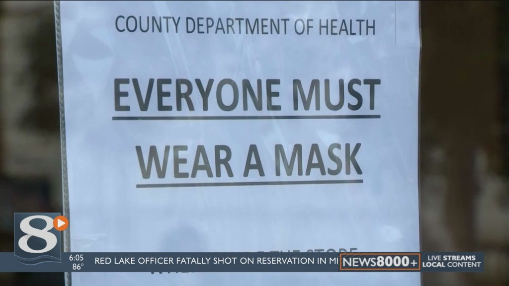 Minnesota Department Of Health Recommends Masks In All School