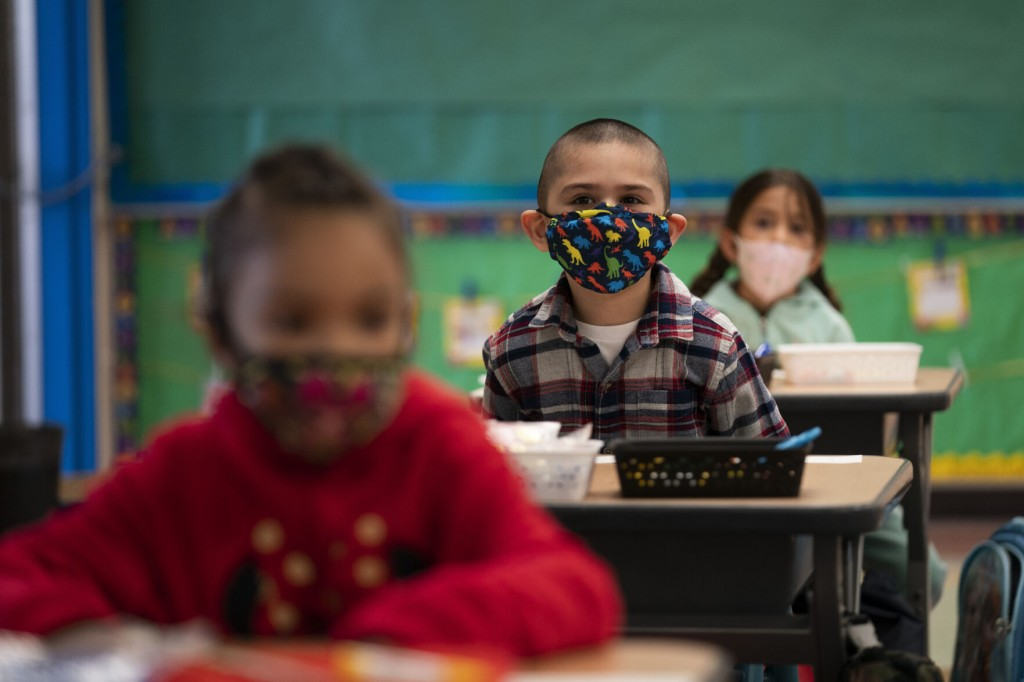California's Mask Rule For Schools Prompts Controversy