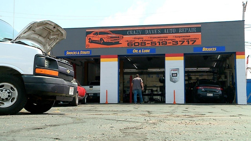 Pic Daves Auto Repair Story