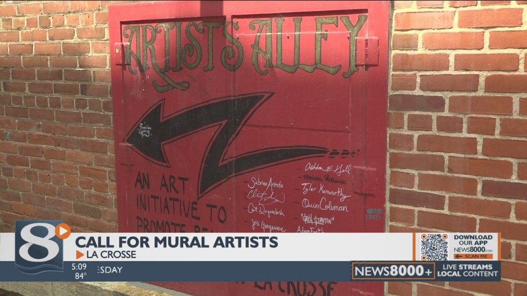 Artists Wanted For Downtown Mural Project