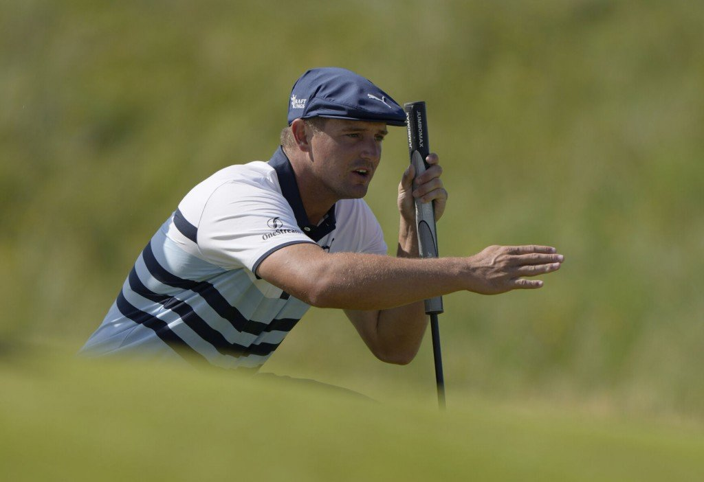 Dechambeau, Rahm Out Of Olympics After Positive Covid Tests