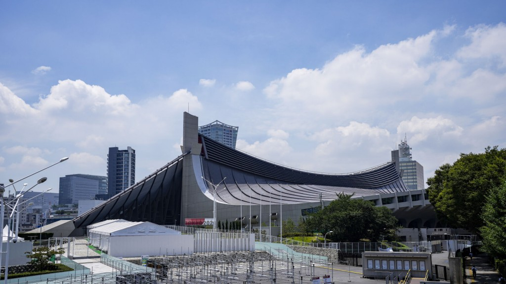 As Tokyo Games Open, Can Olympic Flame Burn Away The Funk?