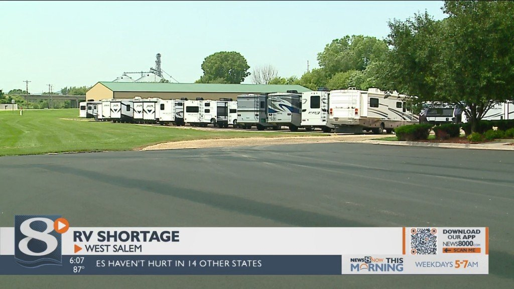 Local Rv Dealer Seeing Impact Of Supply, Labor Shortages