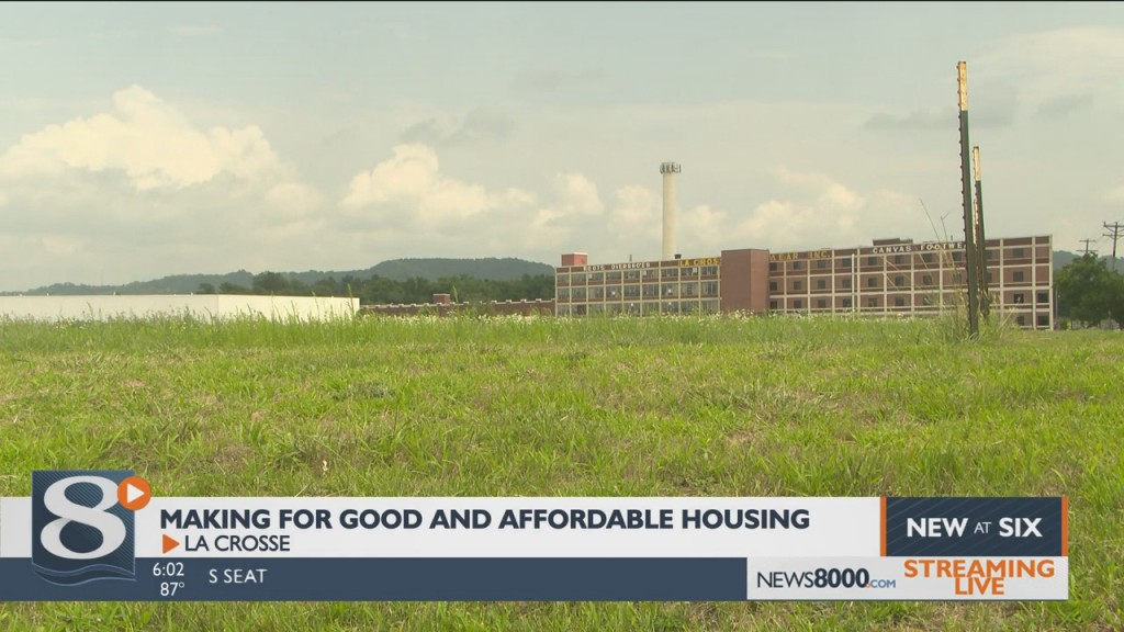 La Crosse Leaders Nearing Agreement With Developers For North Side Quality Housing Project