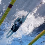 Olympics Latest: Women's 1,500 Meter Freestyle Makes Debut