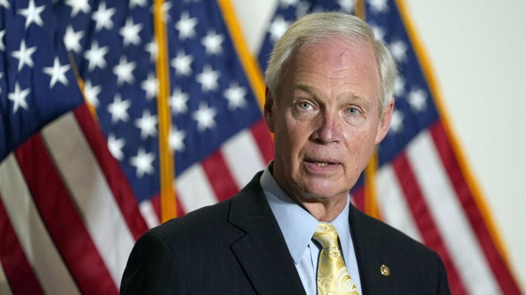 Undecided Sen. Ron Johnson Outpaces Democrats In Fundraising