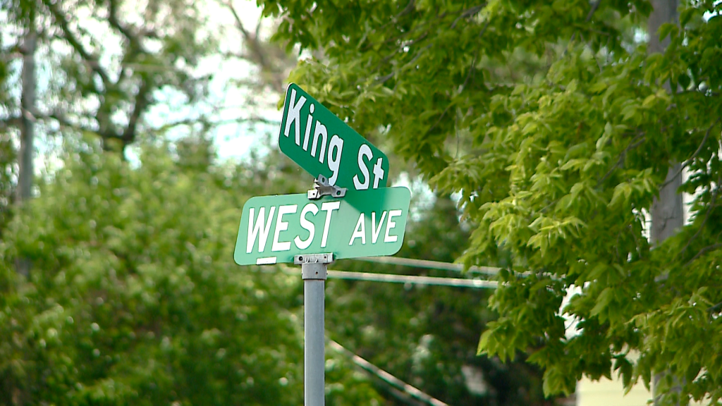 West Ave
