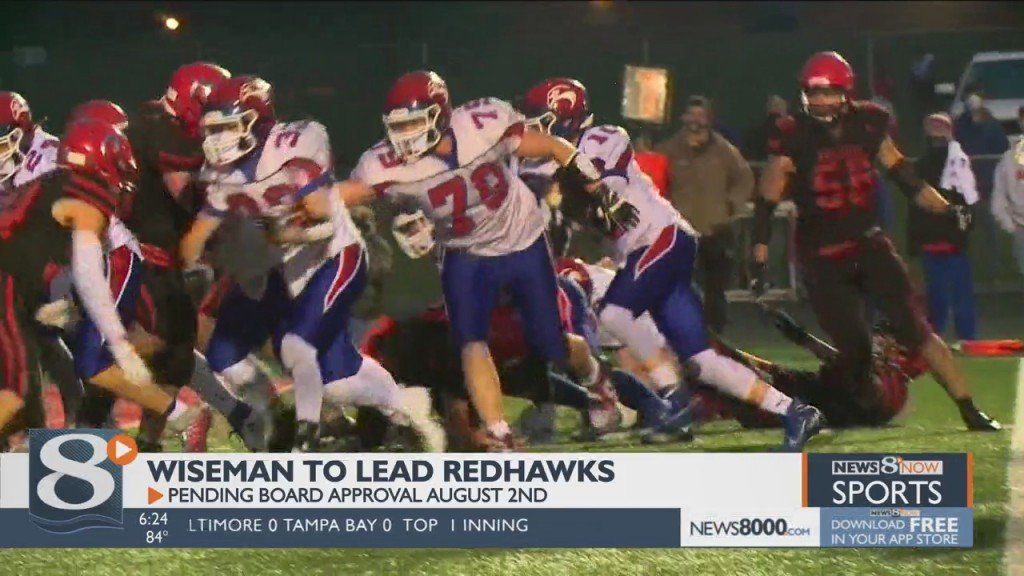 Wiseman Takes Over For G E T Football