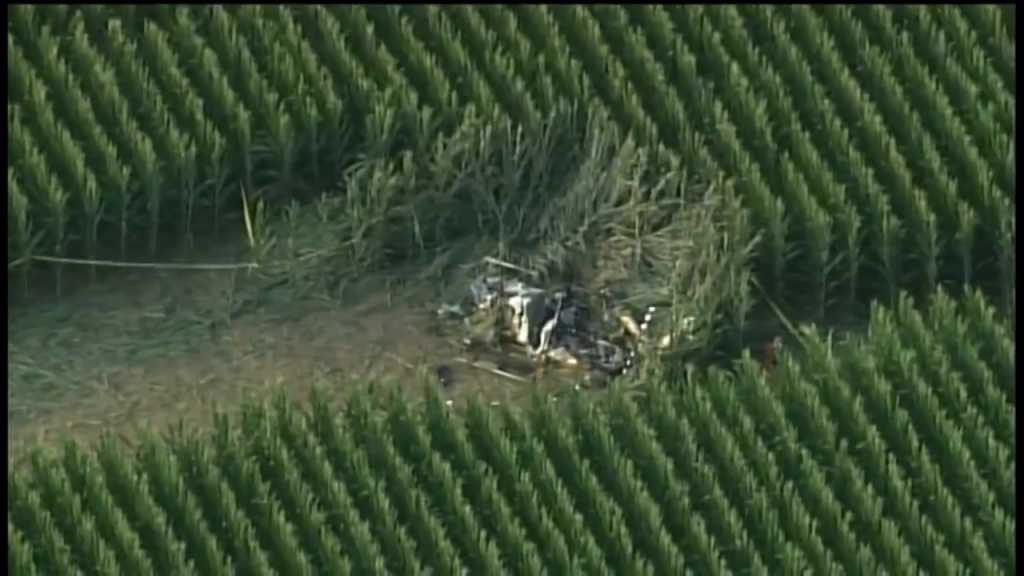 Helicopter Crash Mn