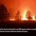 Calls For Outside Help As Extreme Weather Fuels Oregon Fires