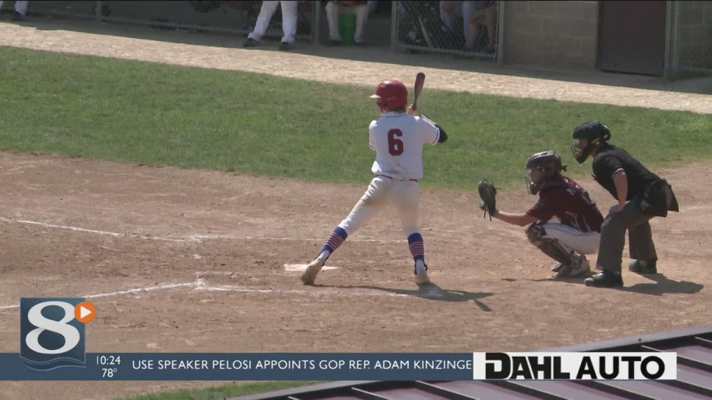 Onalaska Legion Heads To State After Topping Holmen 7 4