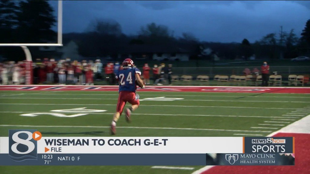 G E T Football To Hire Jeff Wiseman As Head Coach Pending Approval